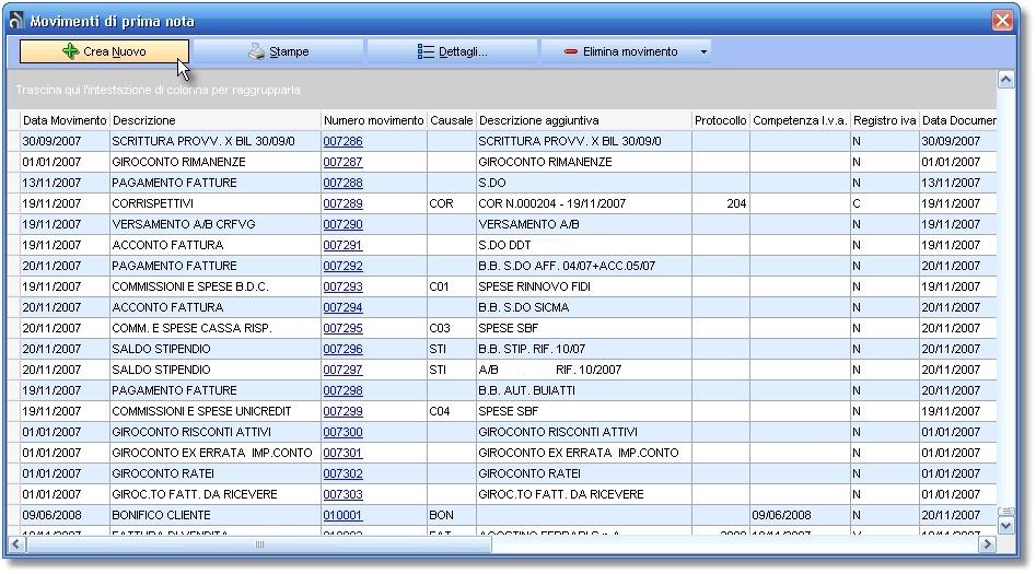 La contabilit darwinitalia support site - Diversi a diversi contabilita ...